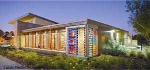 pv glass art Photovoltaic art glass delivers beauty, electricity