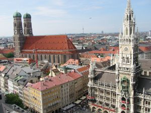 munich Munich wins kudos for climate protection efforts
