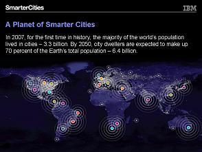 smarter cities New assessment tool helps cities get smarter