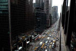 Traffic Mess
