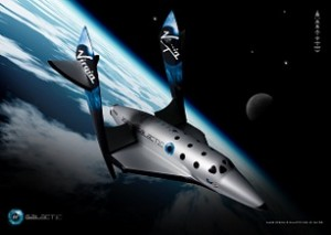 VirginGalacticSpaceShipTwoFeather 1 300x213 Can space tourism be green?