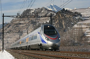 Alstom Cisalpino Whos who in high speed rail
