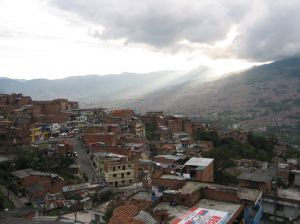 Medellin Slum World's rural areas need 'smart' too