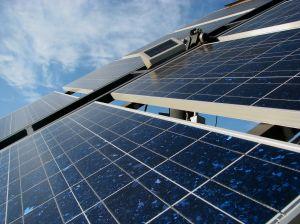 Solar Panel1 Feed in tariff cut shocks UK PV market