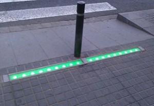 Light Line 300x206 Light Line aims to keep pedestrians safer