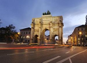 Siemens Munich German cities have greener buildings than rest of Europe