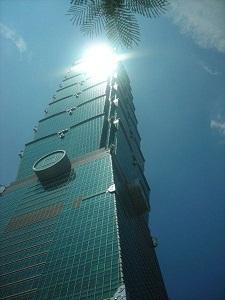 Taipei 101 Exterior 01 Taipei boasts worlds greenest skyscraper, TAIPEI 101