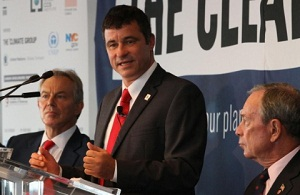 Climate Group Clean Revolution Announcement Leaders call for three year, global Clean Revolution