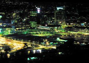 Oslo at Night Oslos 65,000 streetlights to get an IQ upgrade