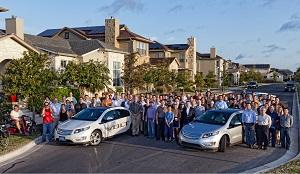 Pecan Street Volt Project Austin energy project tests EVs, smart appliances and more