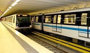 Siemens Metro Algiers Tourists in Paris can travel faster by new, driverless Metro trains