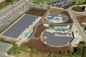 SunPower Wastewater Treatment System Water + solar = savings for cash strapped California utilities