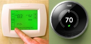 Honeywell v Nest 300x147 Heat dials up on smart thermostat wars