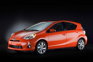 2012 NAIAS Toyota Prius c What if our assumptions about a clean car future are wrong?
