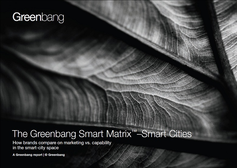 Greenbang Smart Matrix Cover Large Reports
