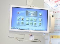 IonIDE ionPAD In room touchscreens could improve hospital care