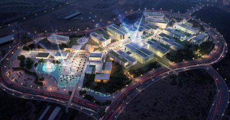Dubai Silicon Park